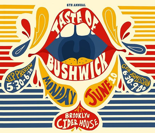 Hey y'all! We are SO beyond excited to be participating in the 6th Annual Taste of Bushwick on Monday June 10th at Brooklyn Cider House! 🤘🏾🤘🏽🤘🏿Don't miss this great all you can eat+drink summer kick off event that celebrates the Bushwick food scene… that's right, ALL. YOU. CAN. EAT. AND. DRINK! Grab a $45 ticket with a special discount code - HUNGRY19! Come hang out with ya favs, @polimathic_ @jillllllllian @vl0ko & @jelloprovider 💐 Save some moneys and see you at the Taste! Tix at: thebushwickstarr.org  @brooklynciderhouse @tasteofbushwick #tasteofbushwick #startgettinghungry #springinnyc  #houseofkava #kavabar #kratomlife  #kavakava