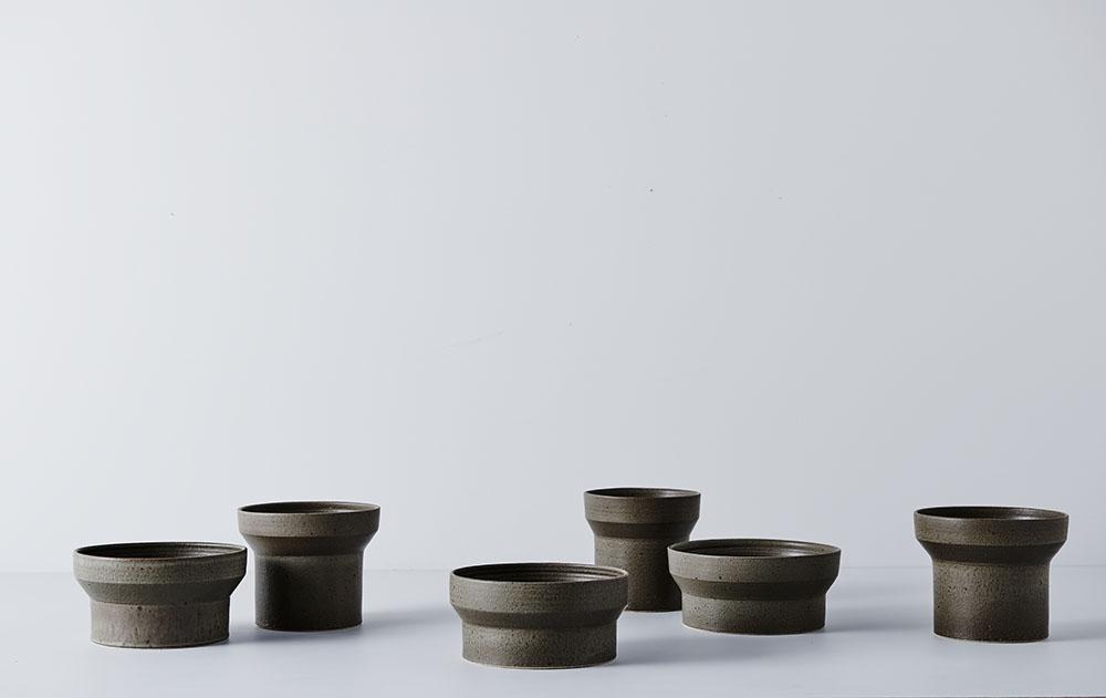 Various Sizes - Olive Green Glaze