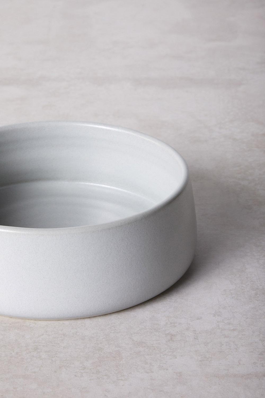 Medium - Mid Grey Glaze Finish