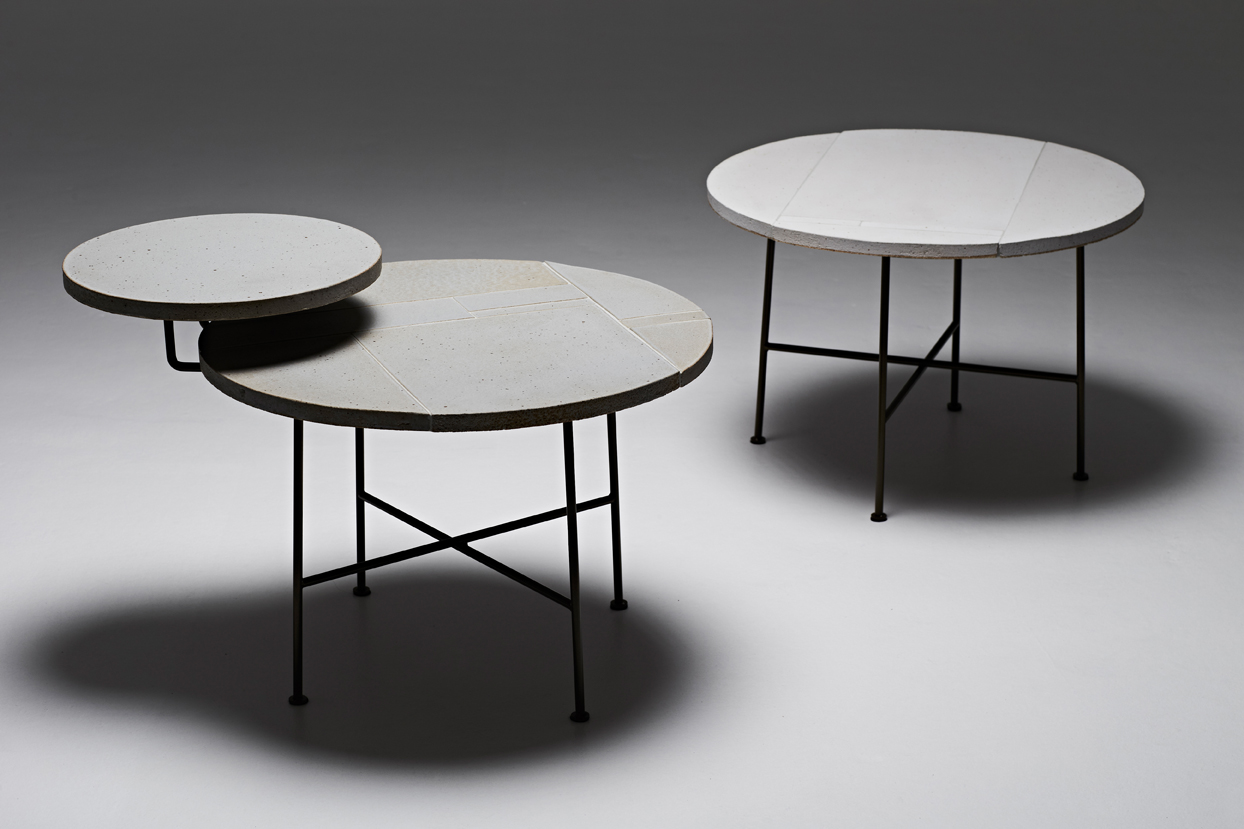 Anchor Tables in various finishes