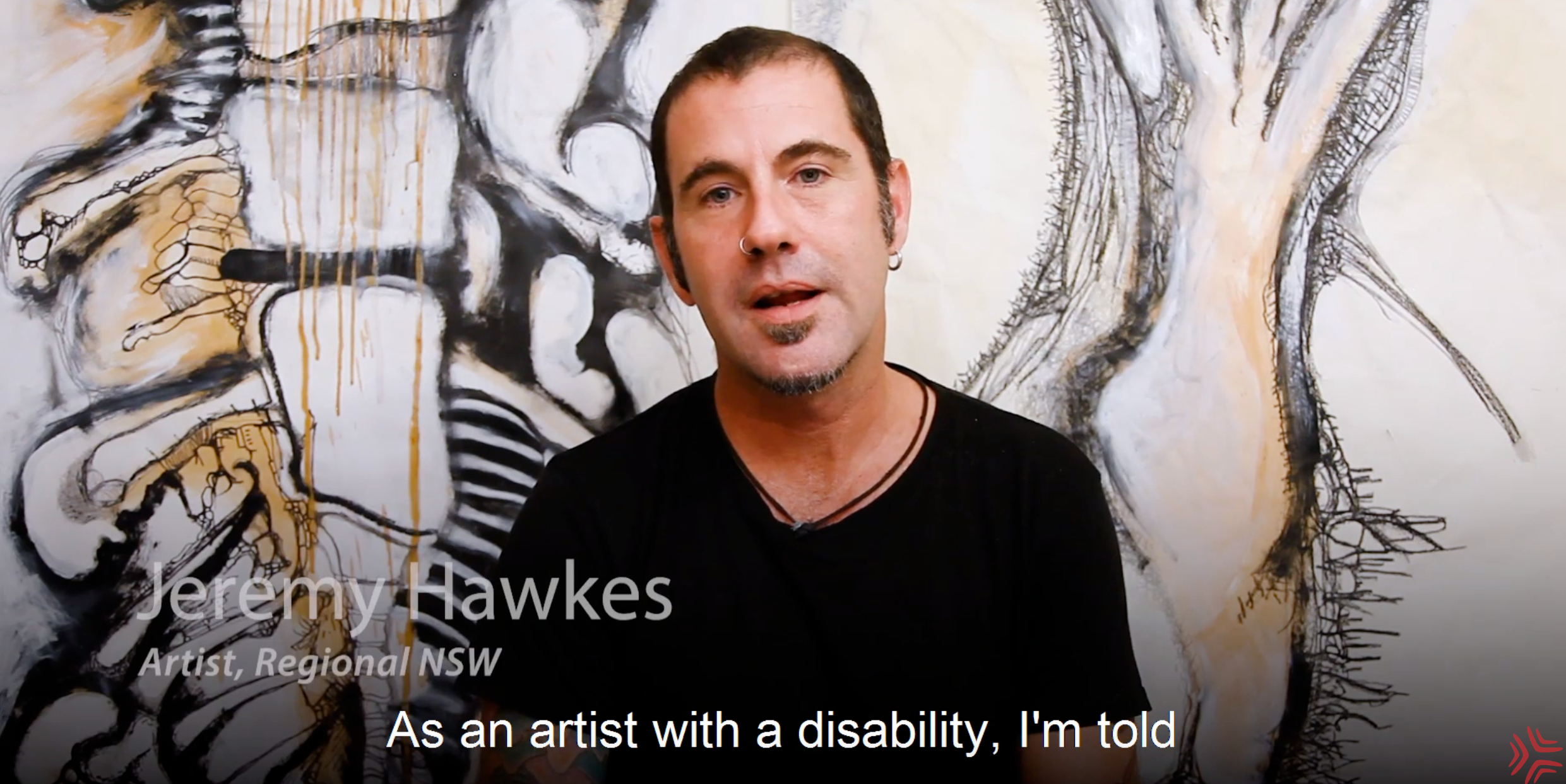 Support Arts Access Australia - You can help create change in the lives of artists and arts-workers with disability across Australia, who are drastically underpaid, underemployed and under-represented in the arts.