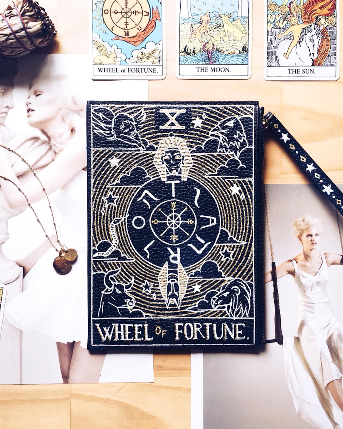 Tarot Card Pouch, 2019