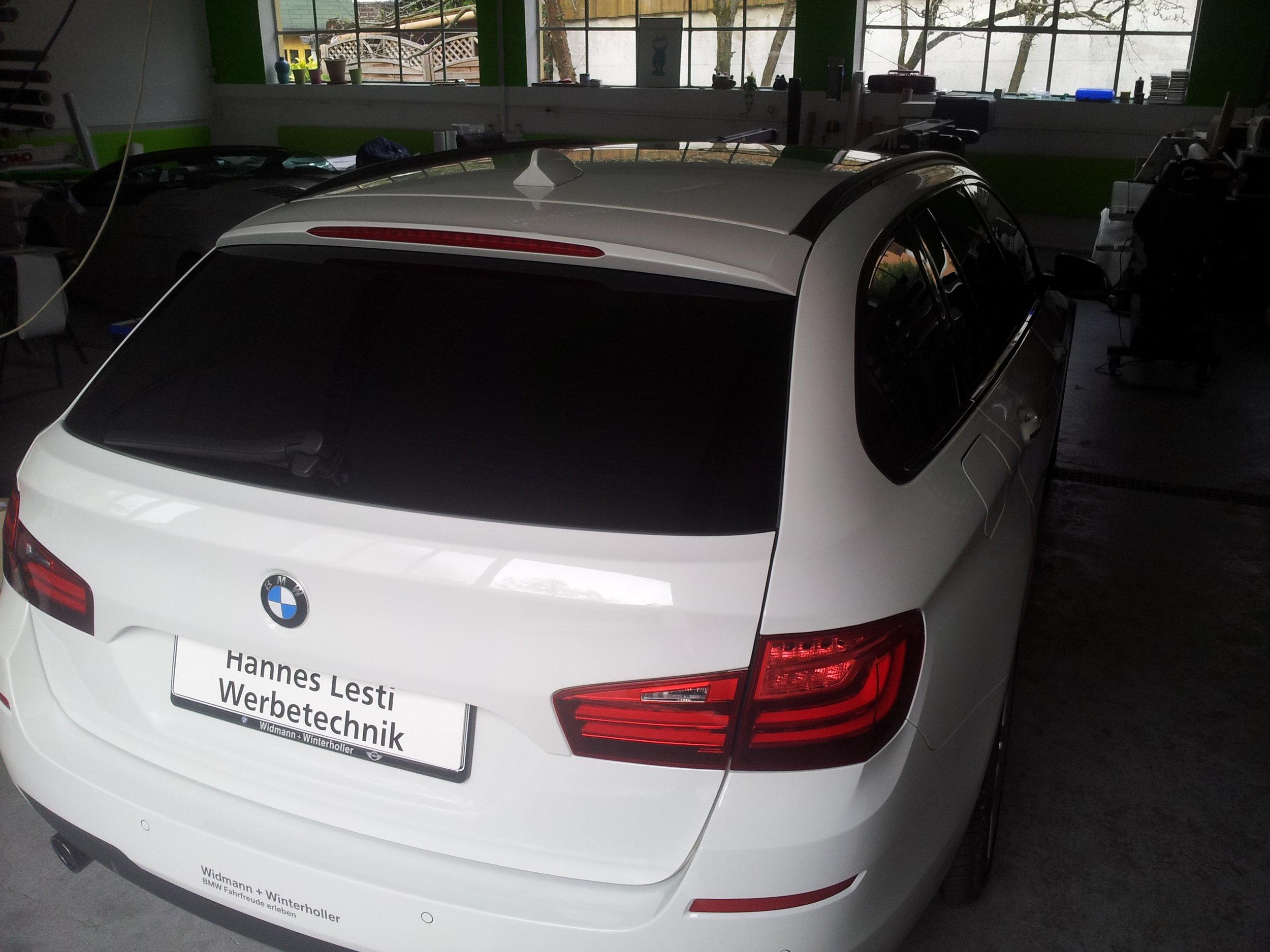 Scheibentönung_BMW_5er