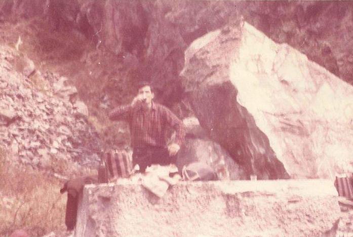 La Cappella, 25 aprile 1965