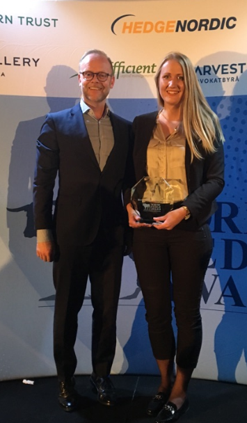HedgeNordic Awards 2018, Stockholm April 25