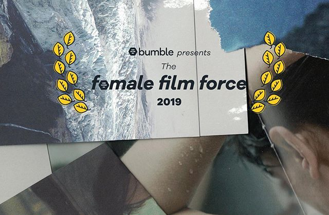 "We are very excited to announce that our short film ""Viva la Feminista"" got the FEMALE FILM FORCE funding!! Thank you so much to @wdwent @bumble_germany @bumble_uk  We never felt this much GIRL POWER in our work environment and we are very grateful for all the new possibilities. #femalefilmforce #merci"