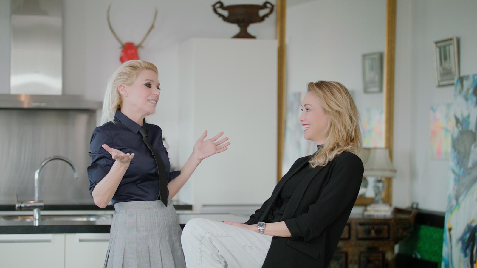 Judith Osborn en Daphne Feller.JPG