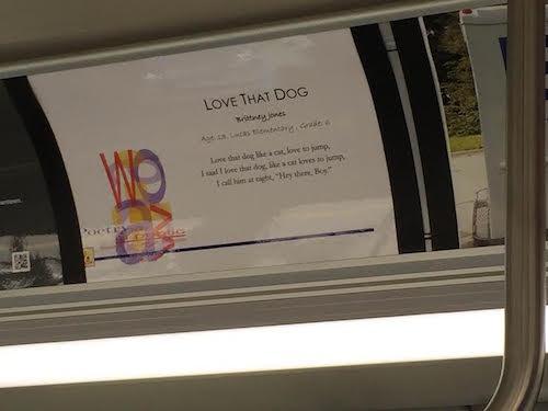 """Love that Dog"" by Britney Jones"