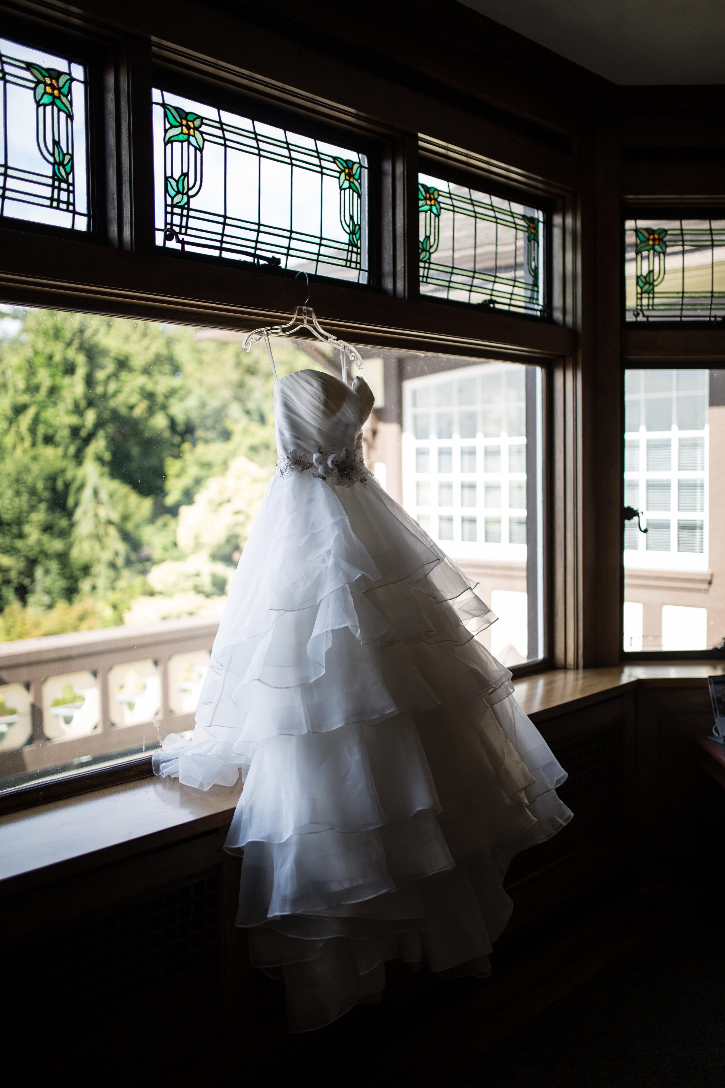 Vancouver Wedding Dress