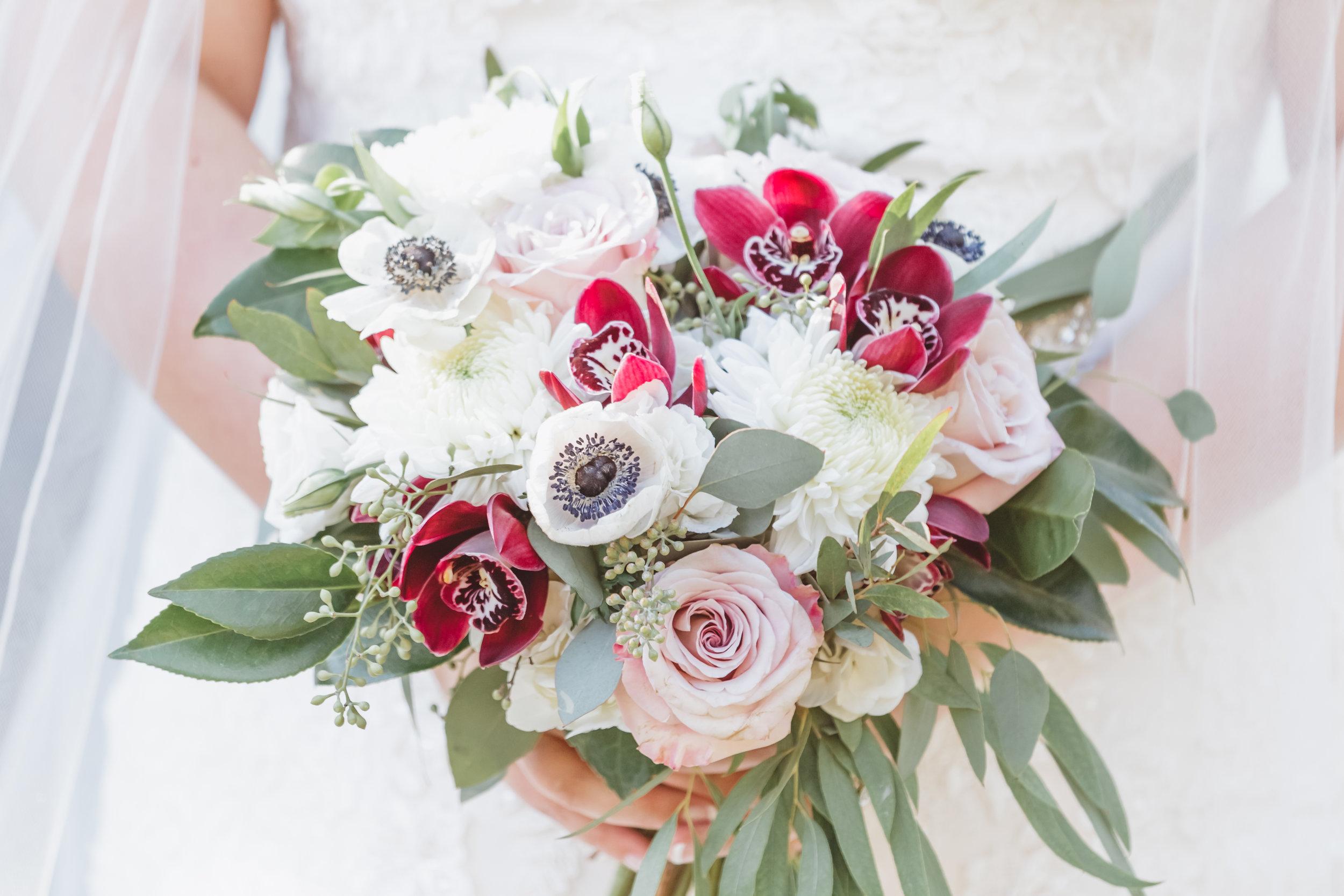 Vancouver Wedding Floral Design