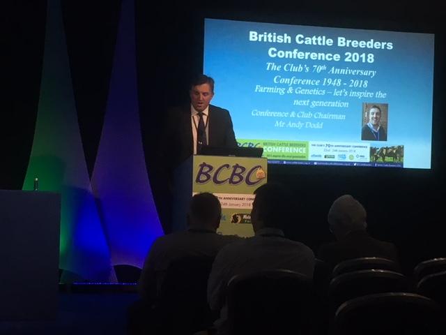 BCBC Chairman Andy Dodd