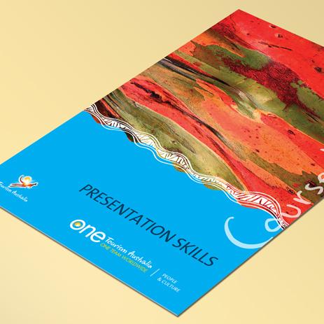 Tourism Australia: course booklet (for Equation studio)