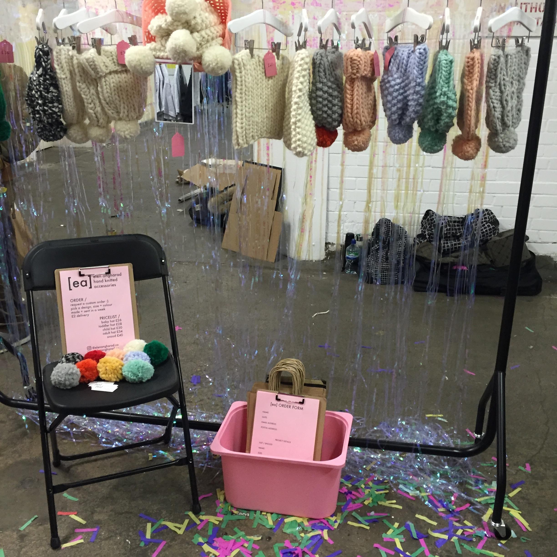 Ellen Angharad's stall was amazing!
