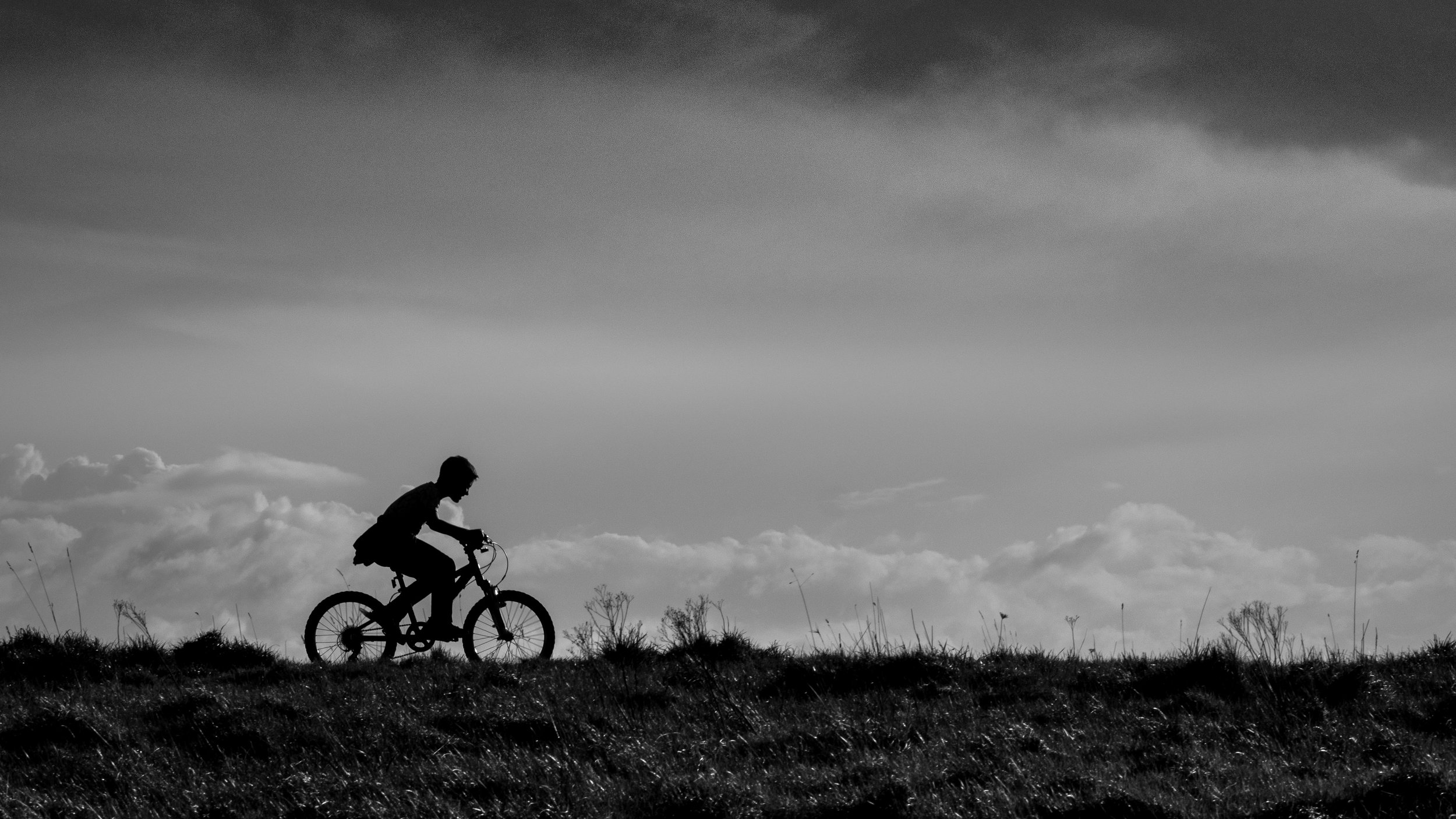 Cycling into the Sun