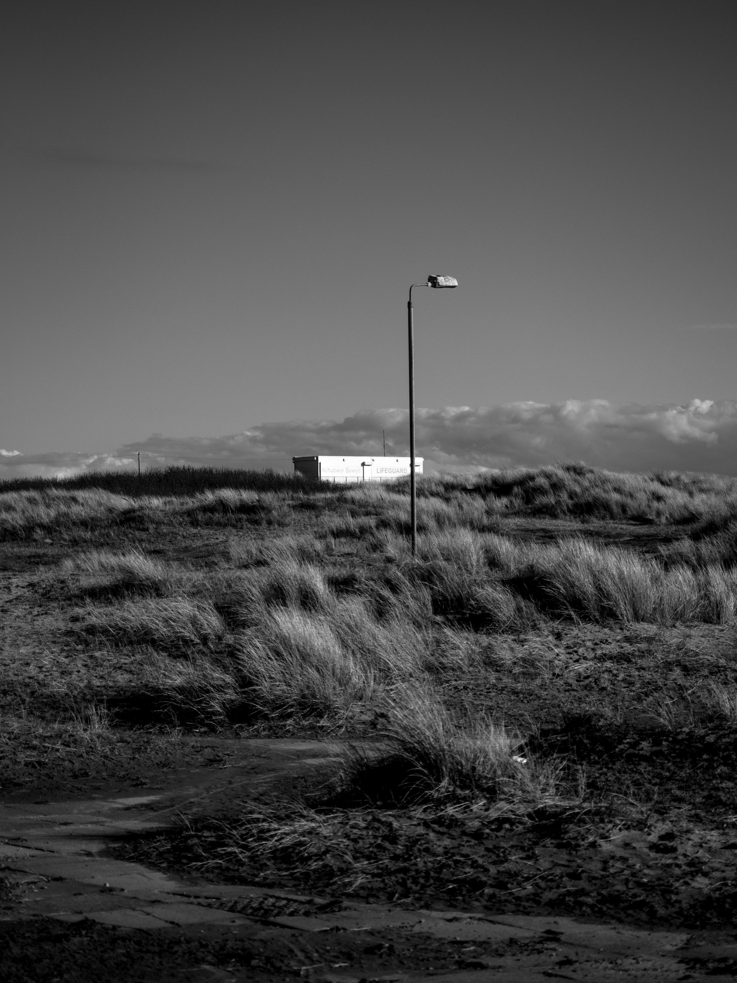 The Lonely Lamppost