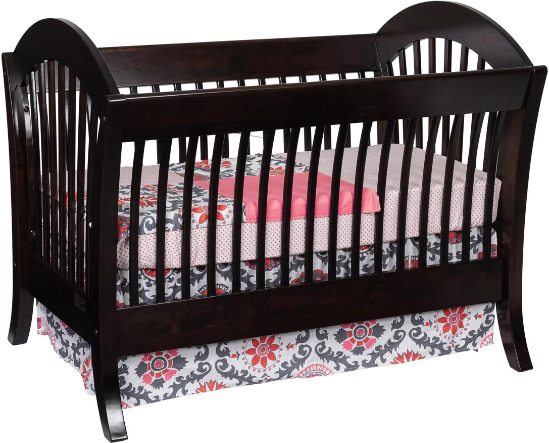Manhattan Slat Crib