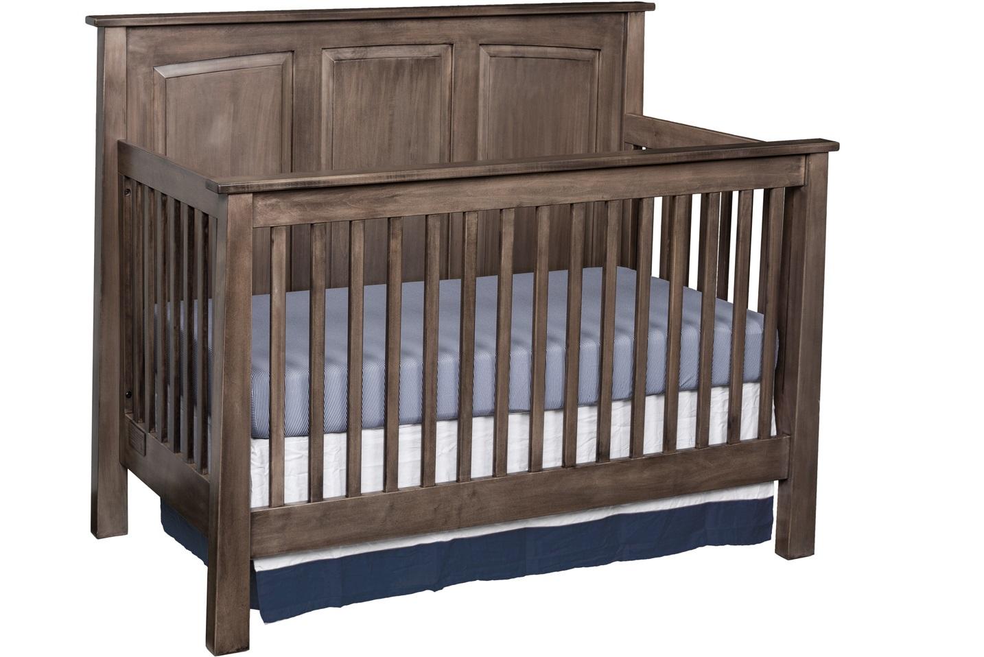 Shaker Panel Crib