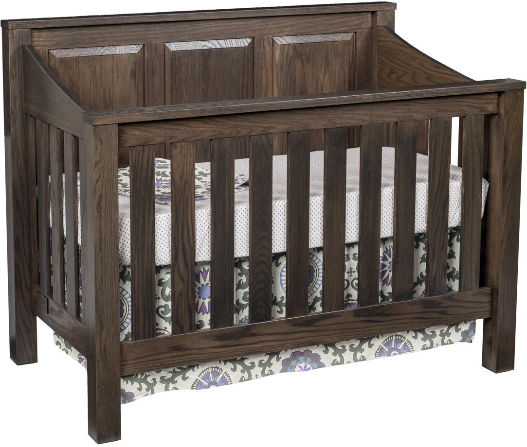 Mission Panel Crib