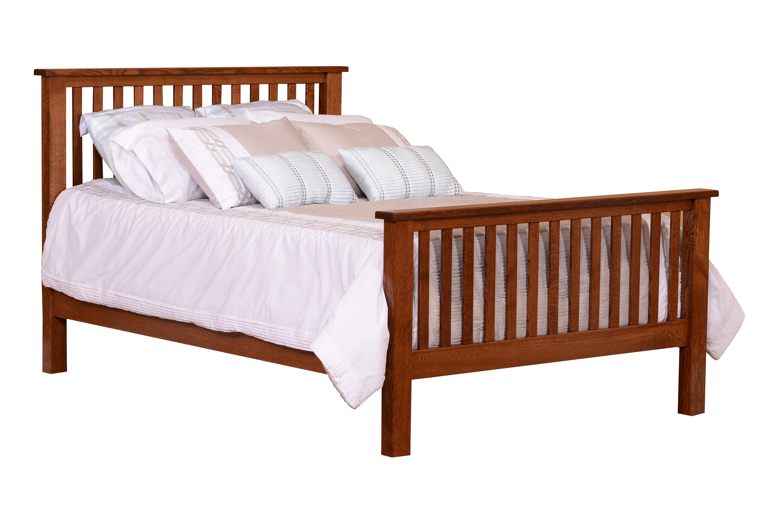 Classic Mission Bed