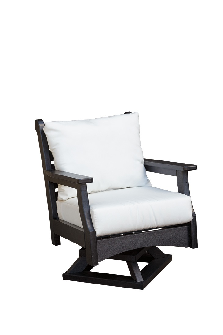 Duralux Swivel Rocker