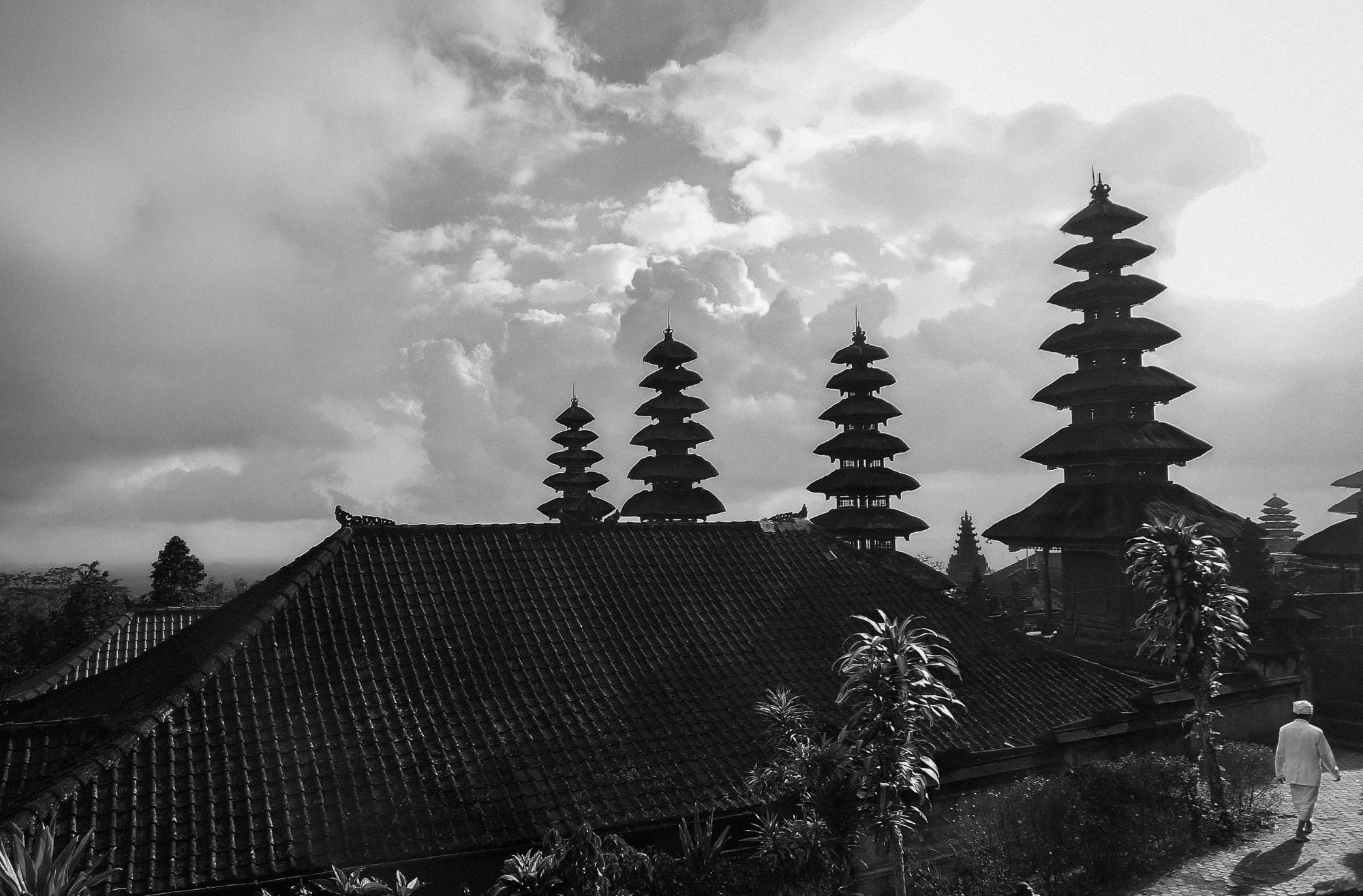 Pura Besakih Temple, Bali, Indonesia, 2011