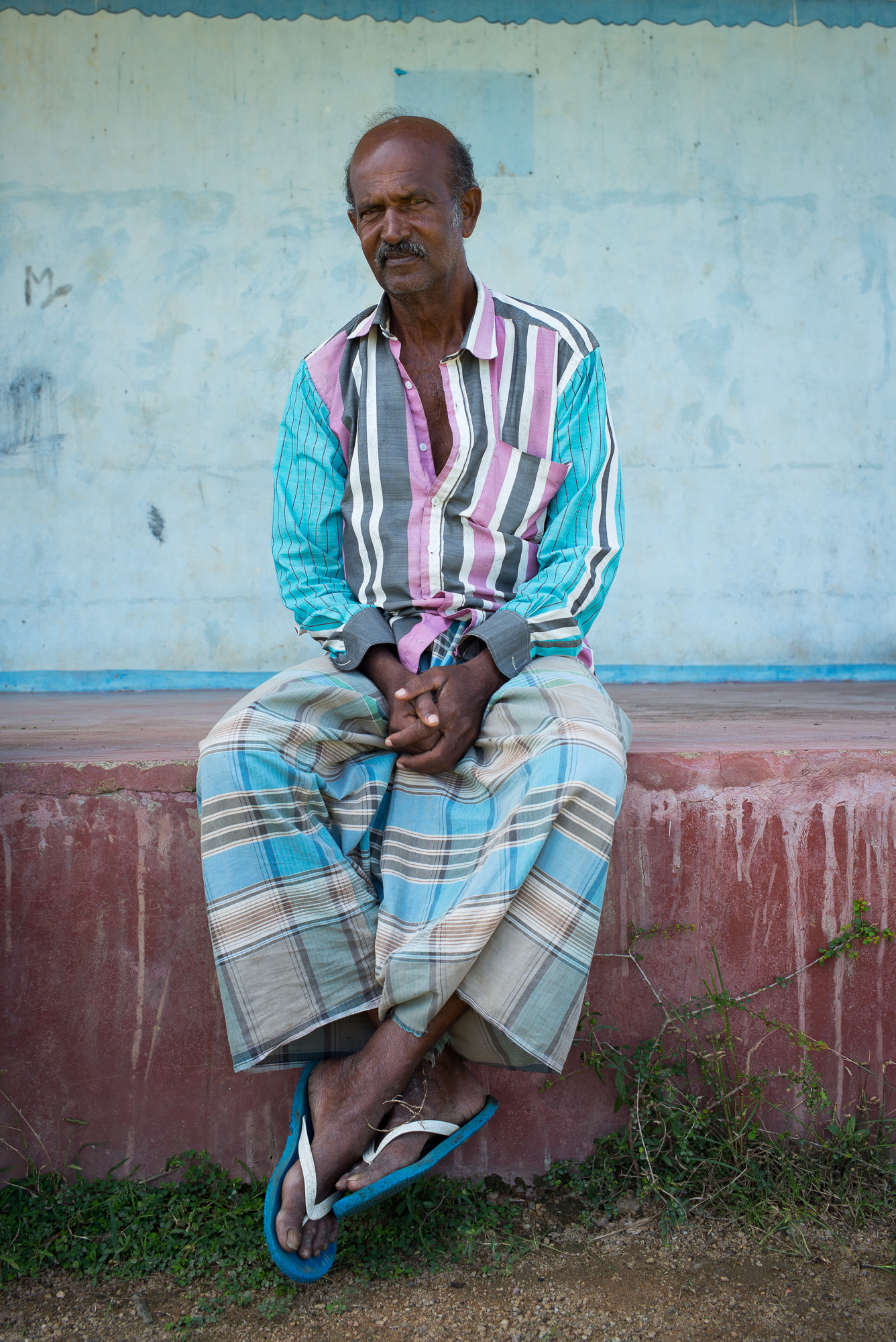 Cattle herder, Trincomalee, Eastern Province