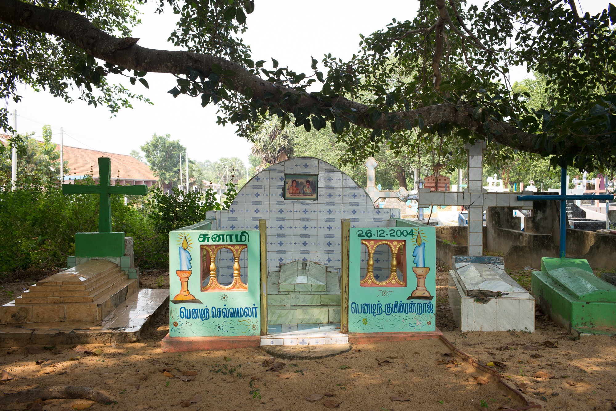 Cemetery, Chemmalai, Northern Province