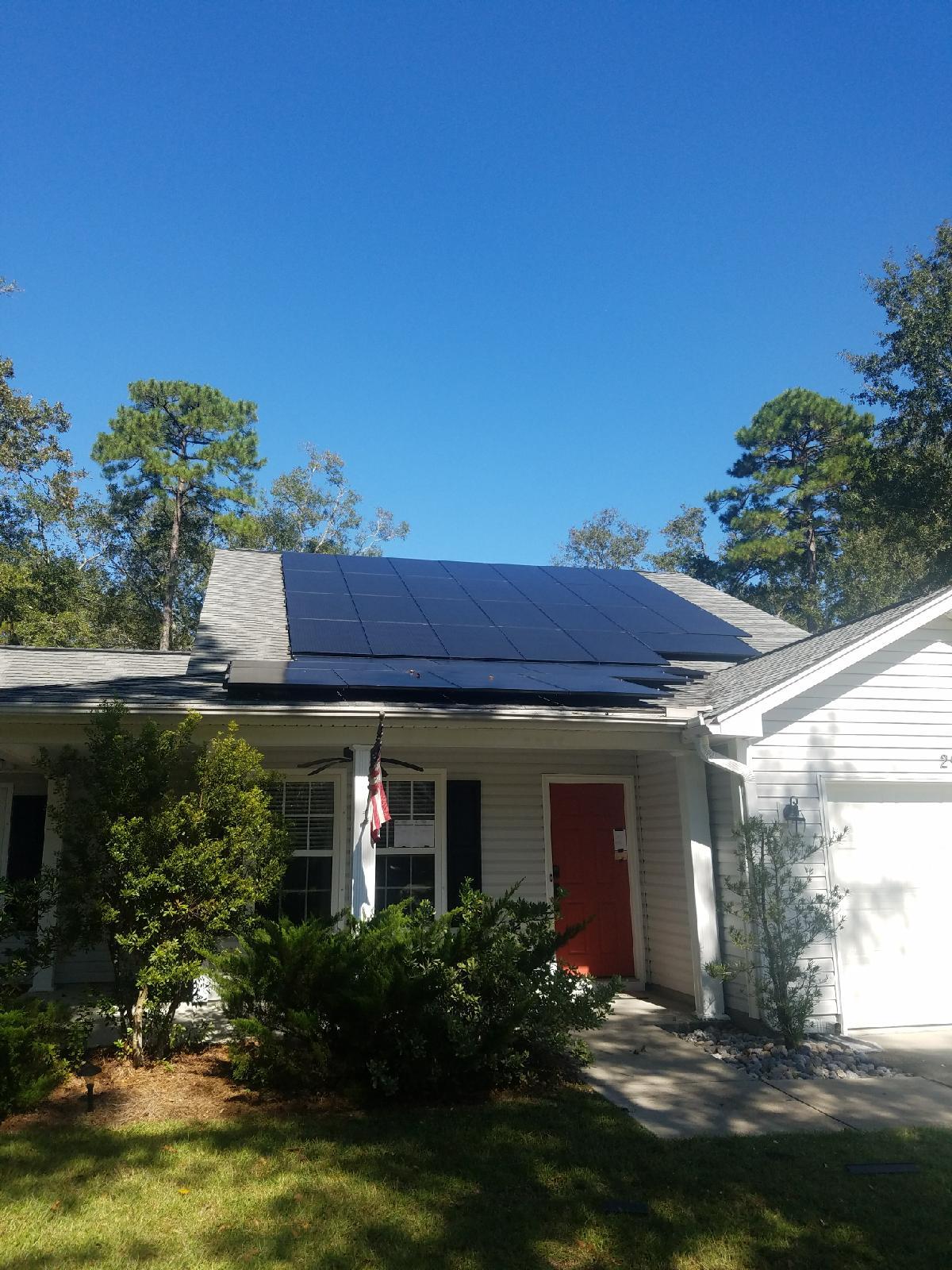 Johns Island, SC Solar Installation