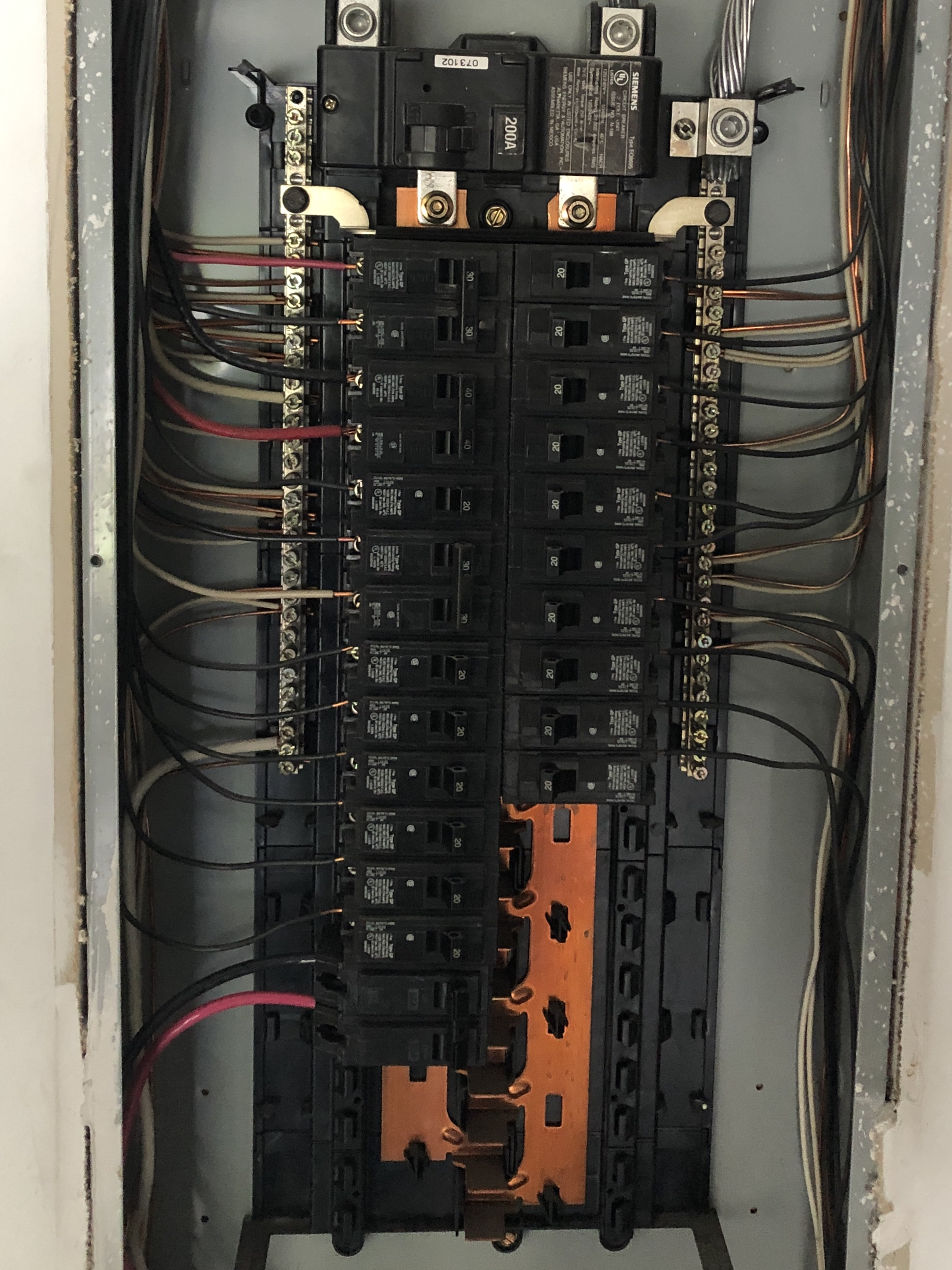 Panel Upgrades - New main panel InstallationsSub PanelsMain Breaker ReplacementsMain Grounding SystemsFuse to BreakersPool Panel InstallationsLabel household circuits on existing panels
