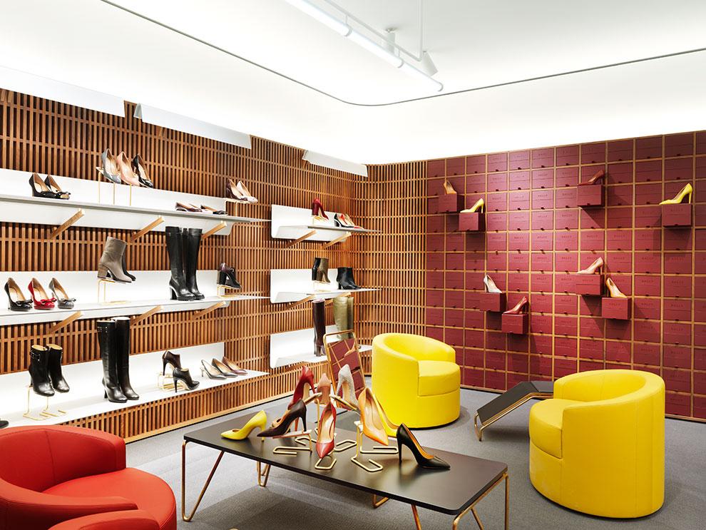 Bally Flagship Store, London