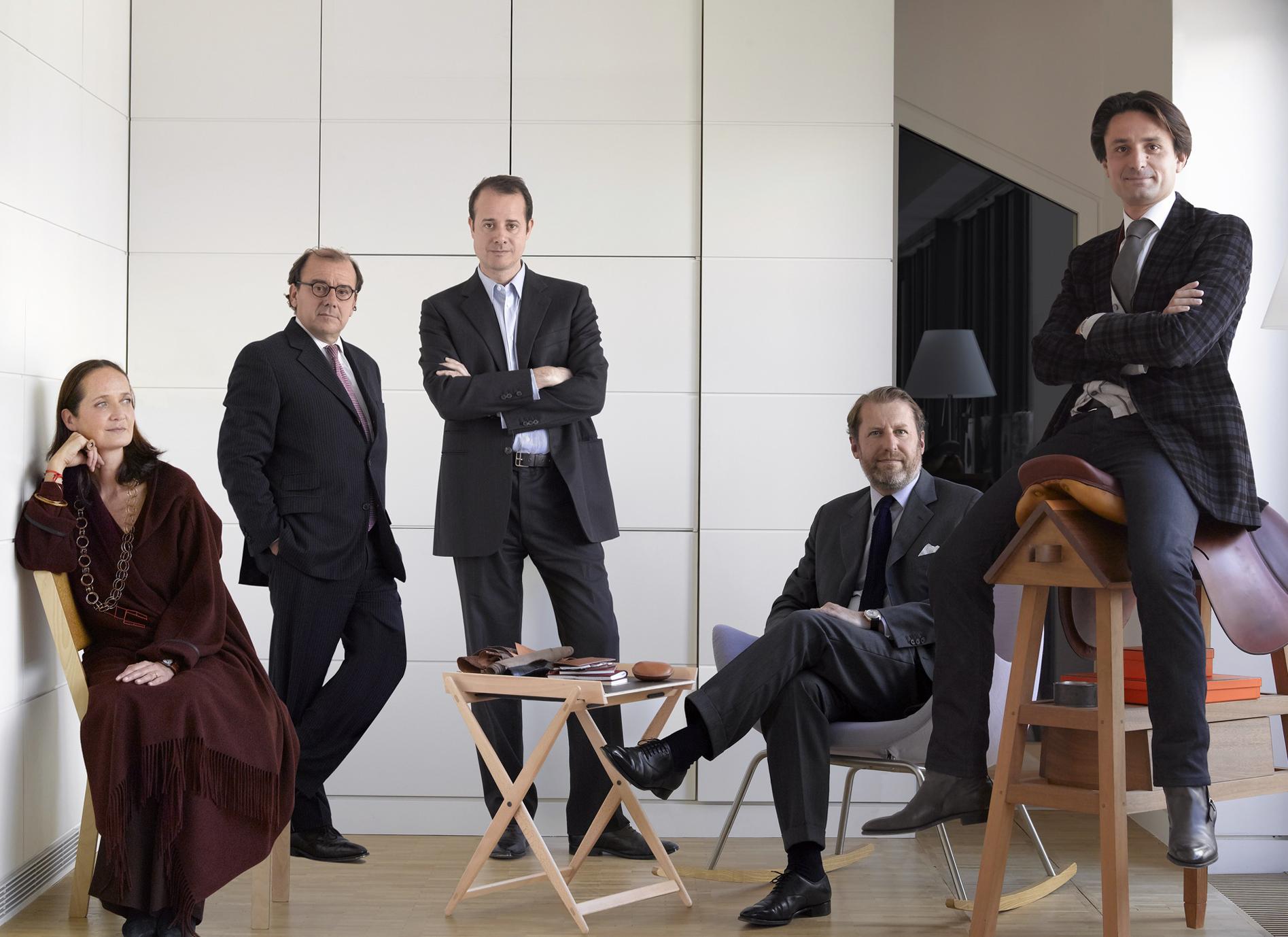 Hermes Family Portrait,      Luxx Magazine
