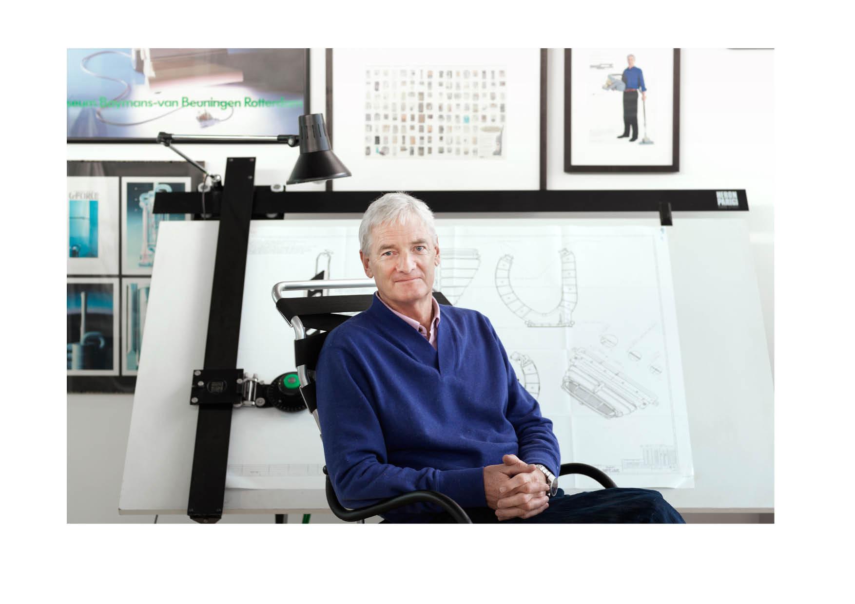 James Dyson              Elle Decoration UK