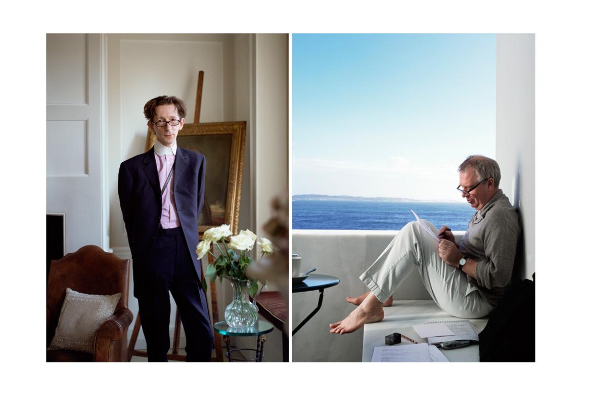 David Carter, Designer  Architect David Chipperfield