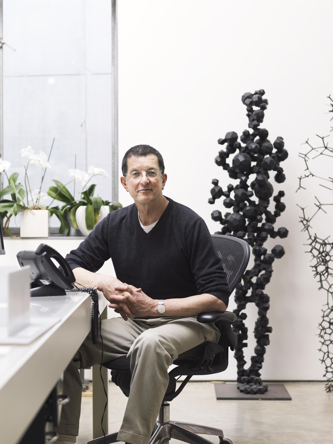Anthony Gormley,         Artist, ES Magazine