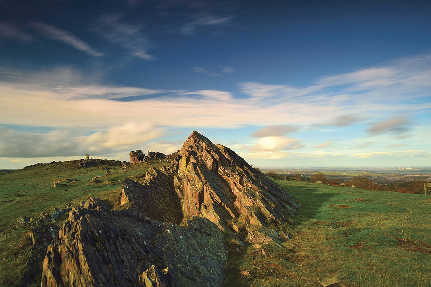 Beacon Hill, Leicestershire.