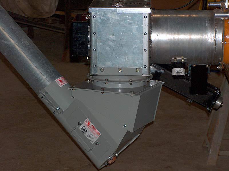 Adjustable Hopper Dryer
