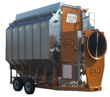 GSI Manuals grain storage bins, portable dryer and material handling parts and service manuals.