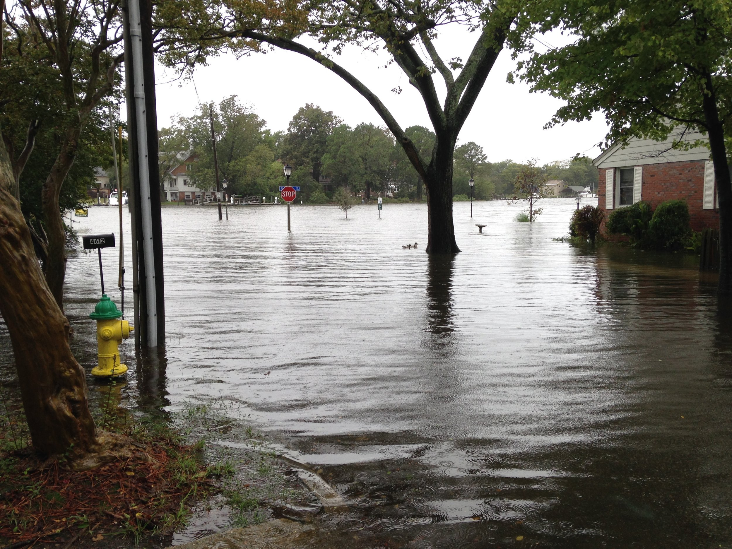 Poquoson, Virginia  - Used FEMA's HAZUS program to estimate that a 100-year flood event could result in over $400 million of damage. Existing structural elevation projects save the City an estimated $100 million against damages