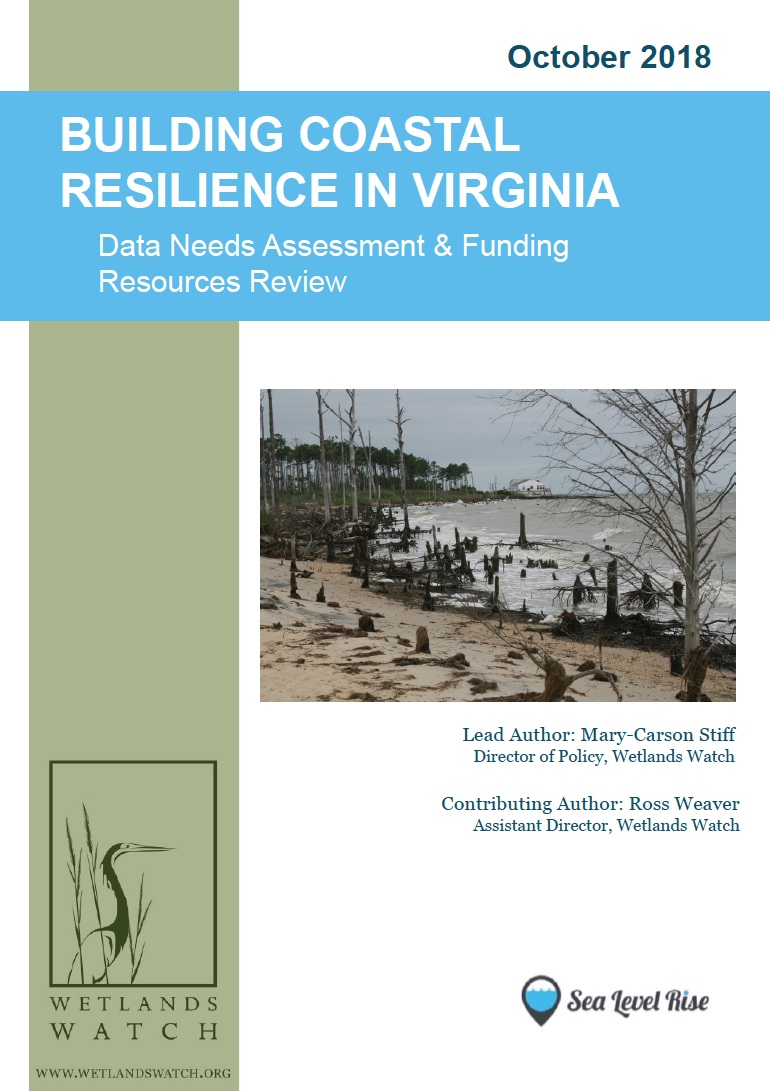 What Virginia Localities Need to Deal with Flooding