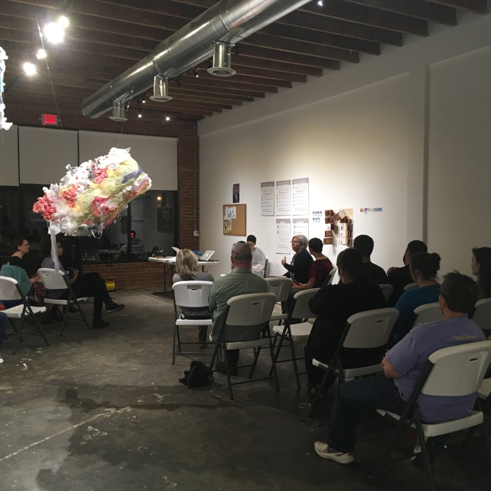 CRIT NIGHT #2 MODERATED BY HEATHER AHTONE & LOUISE SIDDONS