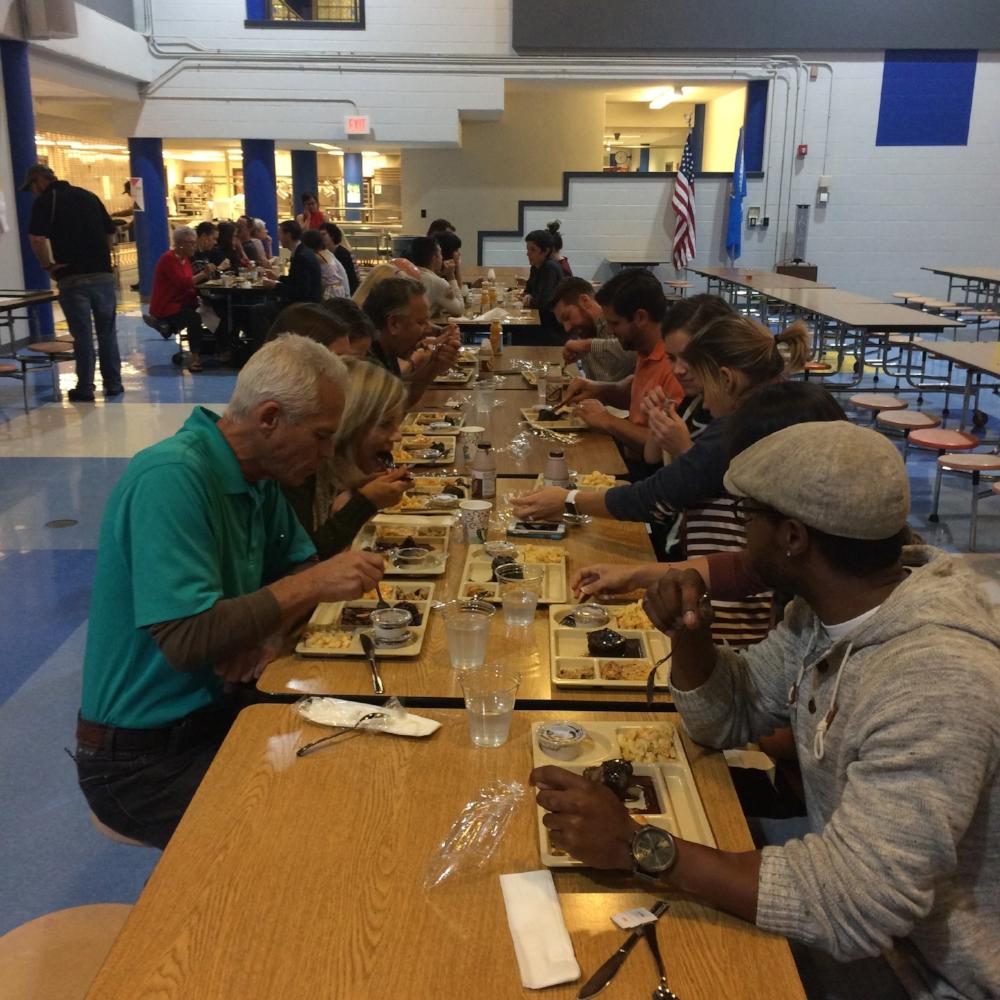 FundED DINNER BENEFITTING ARTS EDUCATION PROGRAM AT EUGENE FIELD ELEMENTARY