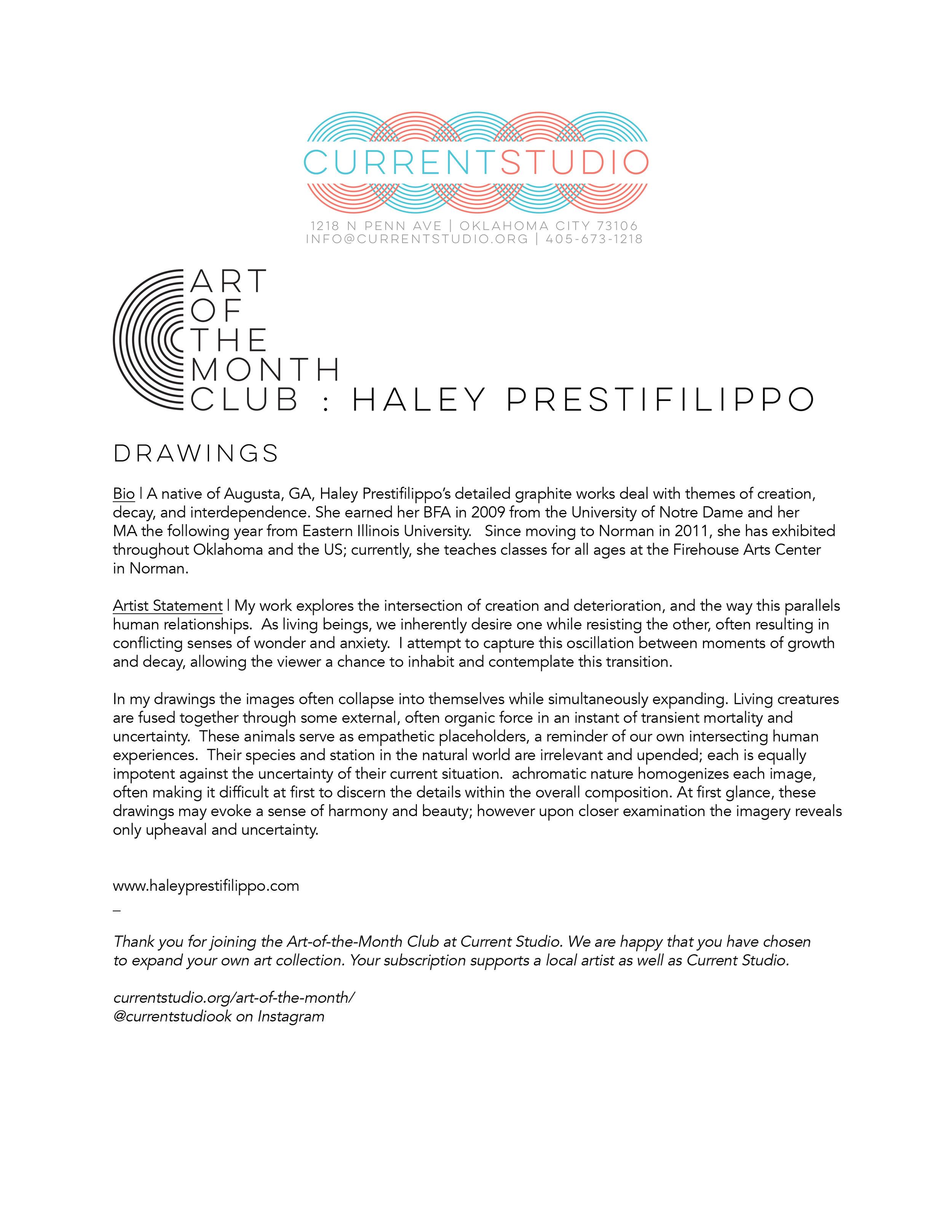 art of the month artist sheet - haley prestifilippo.jpg