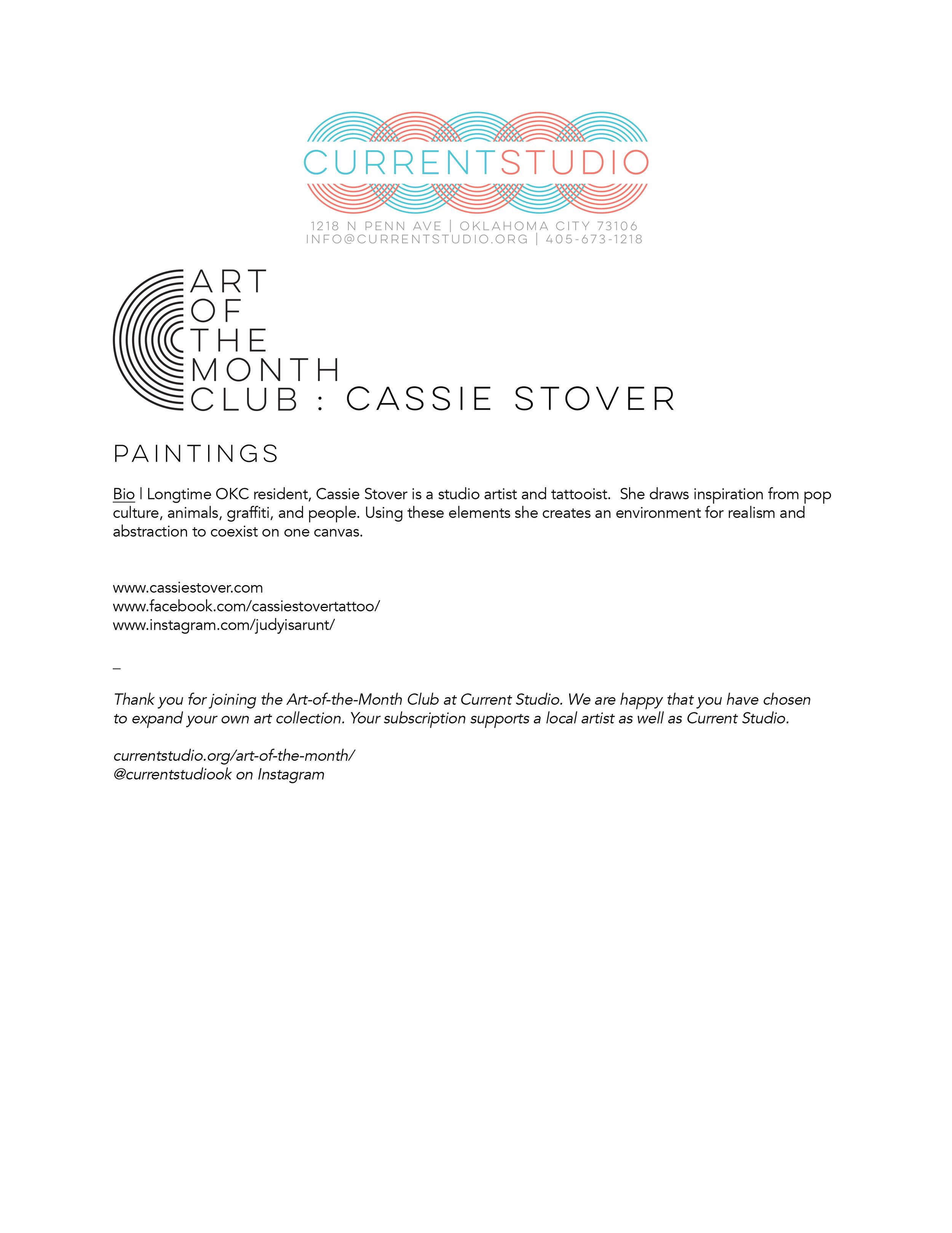art of the month artist sheet - cassie stover.jpg