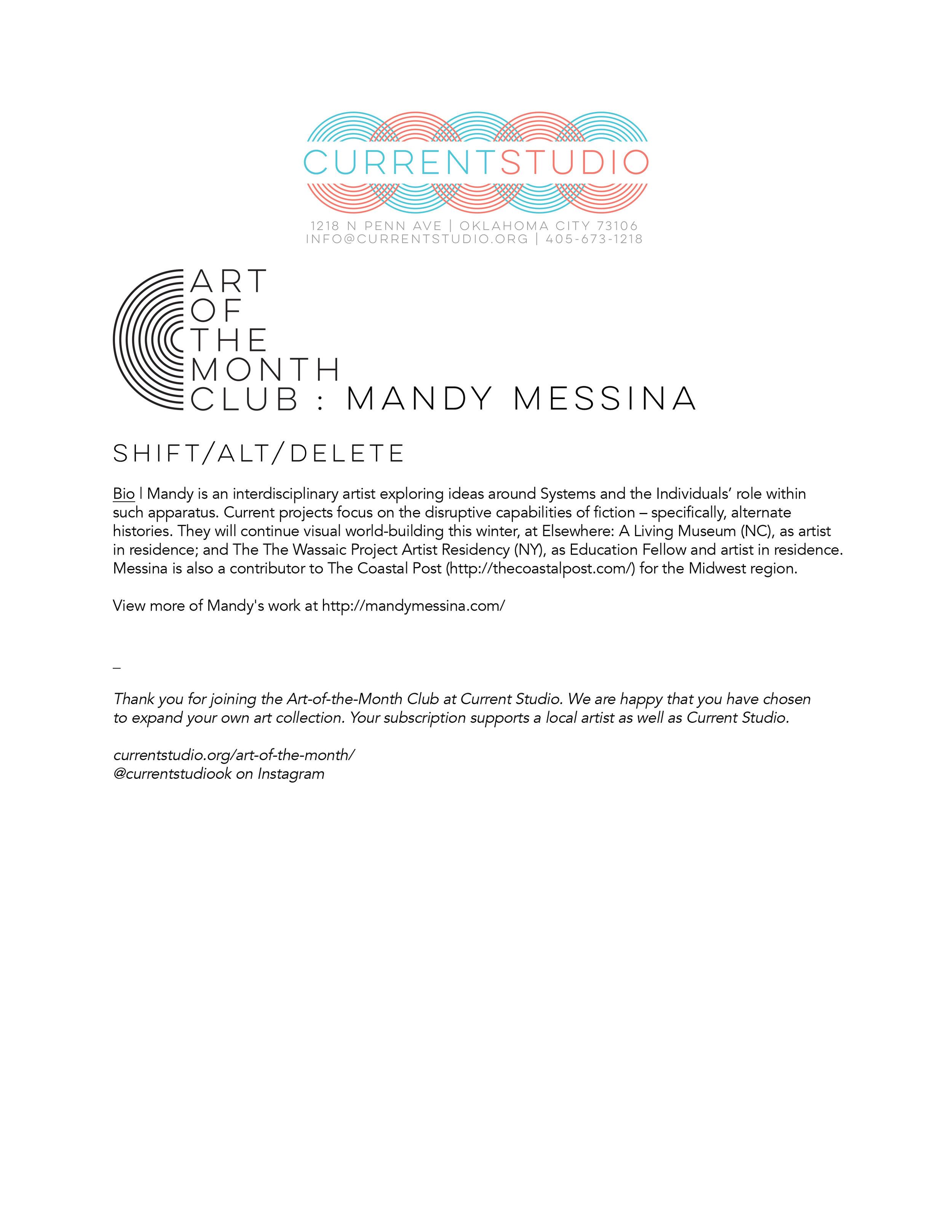 art of the month artist sheet - mandy messina.jpg