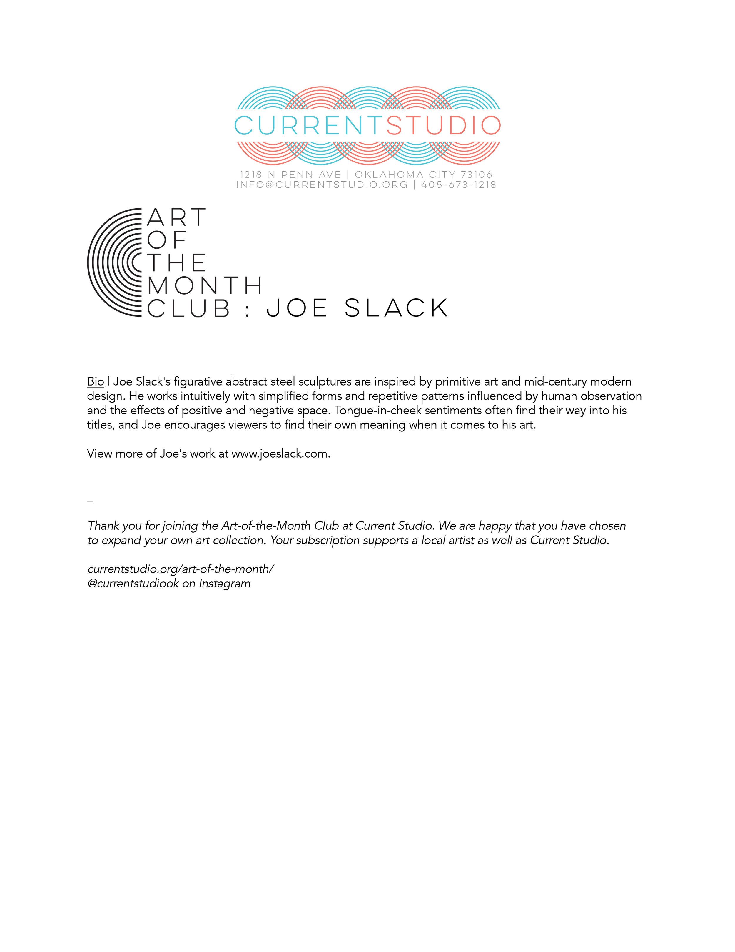 art of the month artist sheet - joe slack.jpg