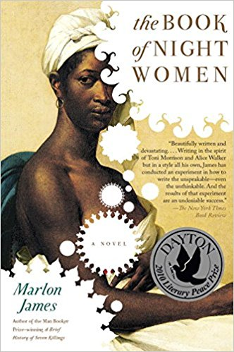 Book of Night Women, by Marlon James