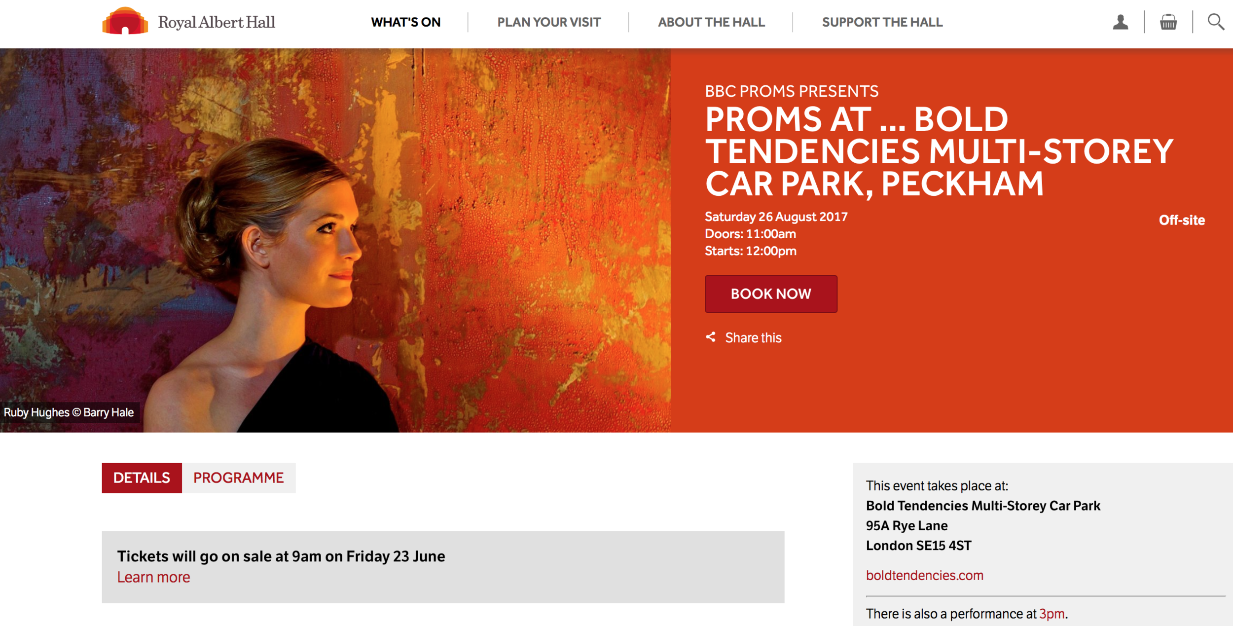http://www.royalalberthall.com/tickets/proms/proms-2017/proms-at-bold-tendencies-multi-storey-car-park-peckham/