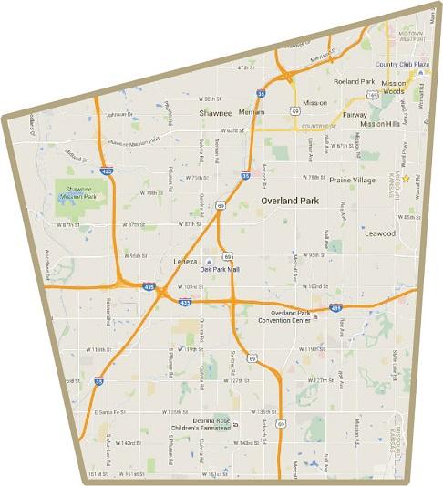Henry West Service Area -