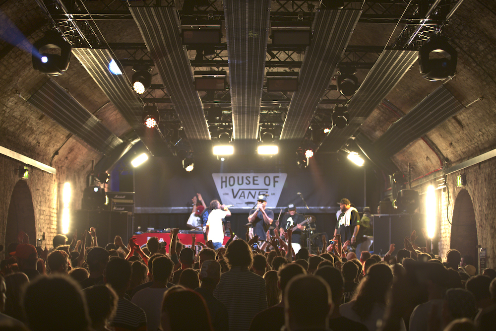 photo: House of Vans London