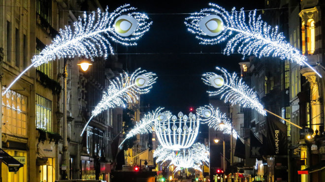 Amazing Bond Street (photo: Time Out London)